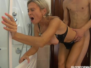 Hot older women in porn